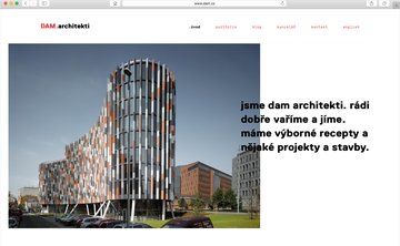 DAM architekti
